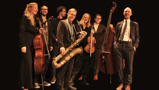 Bild för spirit of Swedish jazz - musik av Lars Gullin, 2020-03-11, Musikföreningen Crescendo