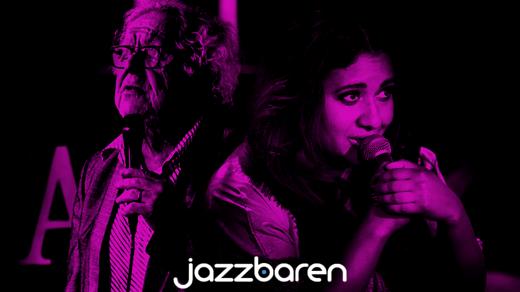 Bild för Claes Janson & Kristin Amparo (Jazzbaren), 2019-04-25, Katalin, Uppsala