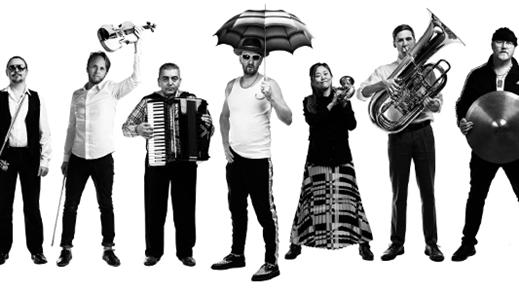Bild för Kaja & Tibble Transibiriska, 2021-09-24, Musikens Hus Stora Scen