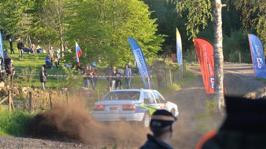 Bild för South Swedish Rally Fredag 27/8 Millebygden, 2021-08-27, Millebygden Arena Älmhult