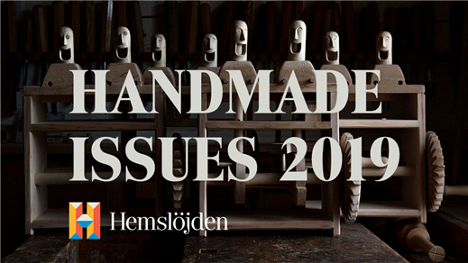 Bild för Handmade Issues på Bygget Fest & Konferens, 2019-11-16, Bygget Fest och Konferens