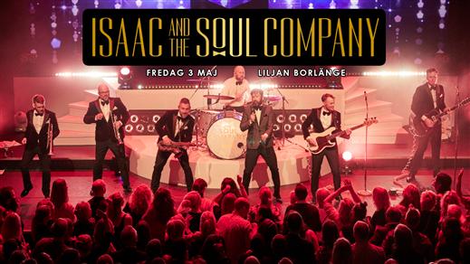 Bild för Isaac & The Soul Company på Liljan, 2019-05-03, Liljan