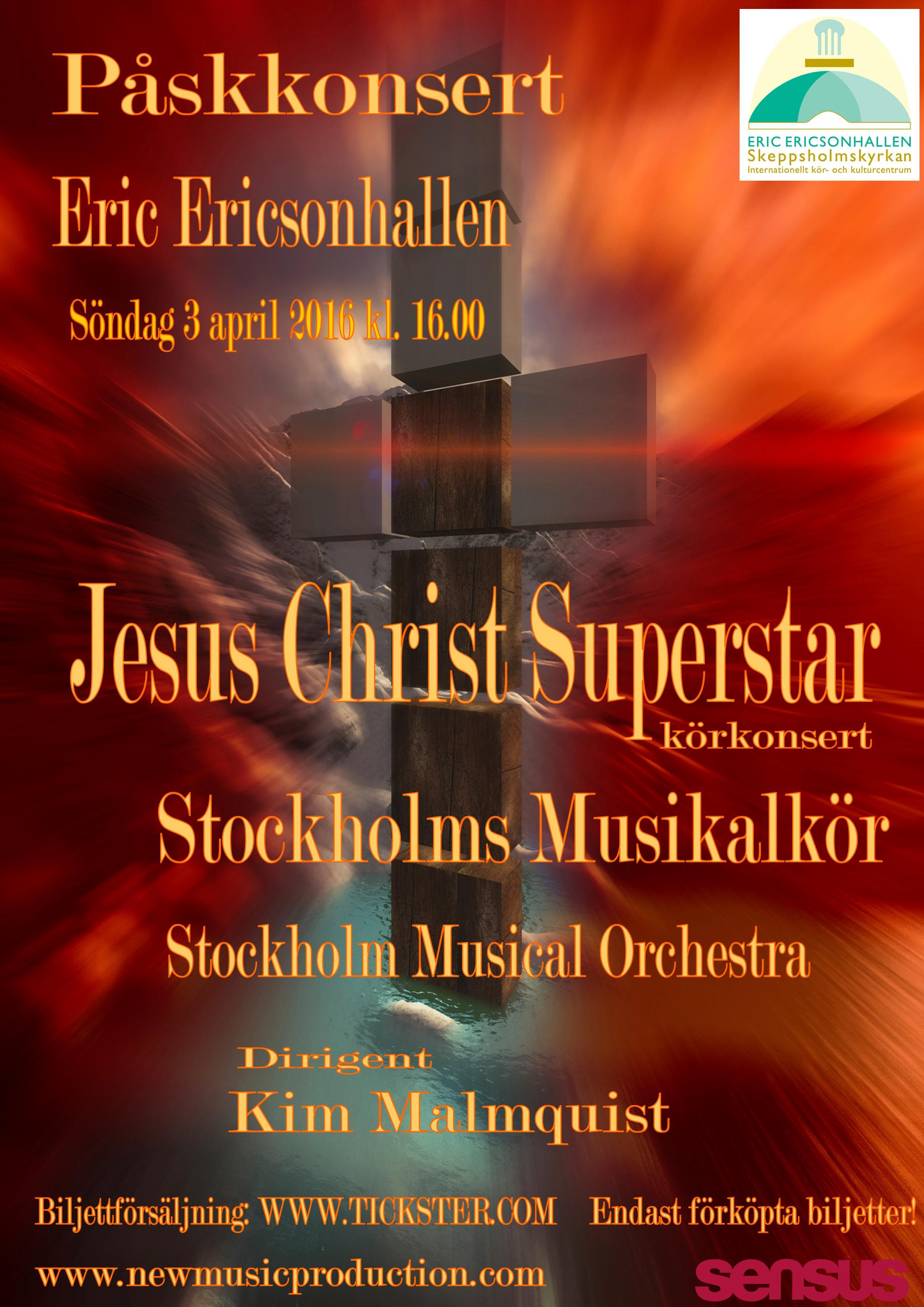 Produktbild för Jesus Christ Superstar