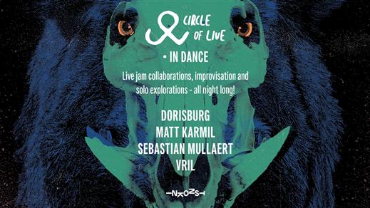 Bild för Circle of Live: In Dance, 2019-11-09, Inkonst