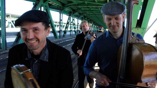 Bild för 180304 Janusz Prusinowski Kompania, 2018-03-04, Stallet - Världens Musik