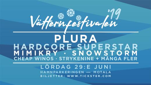 Bild för Vätternfestivalen 2019, 2019-06-29, Hamnparkeringen