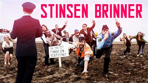 Bild för Stinsen Brinner, 2018-07-20, Lilla Beddinge Teater