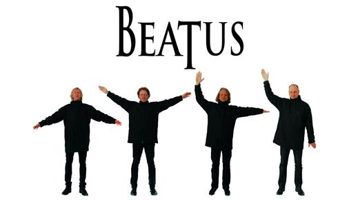 Bild för BeatUs plays The Beatles, 2021-09-05, Kulturoasen