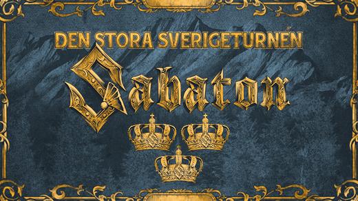 Bild för Sabaton - Skellefteå, 2022-01-14, Sara Kulturhus