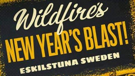 Bild för Wildfire's NEW YEAR'S BLAST! 30+31 DEC (2-days), 2018-12-30, Biografbaren