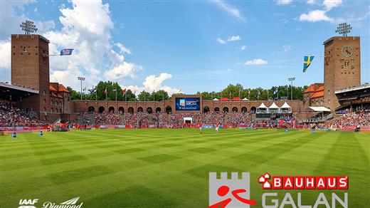 Bild för BAUHAUS-galan 2019, 2019-05-30, Stockholms Stadion
