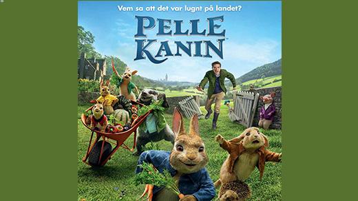 Bild för Pelle Kanin (Sv. tal) (7 år), 2018-04-04, Biosalongen Folkets Hus