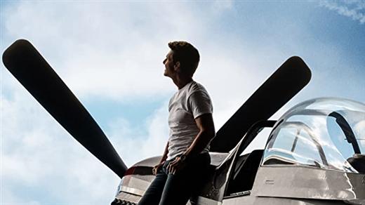 Bild för Fre 21:00 Top Gun: Maverick, 2021-12-03, Saga Biografen Boden