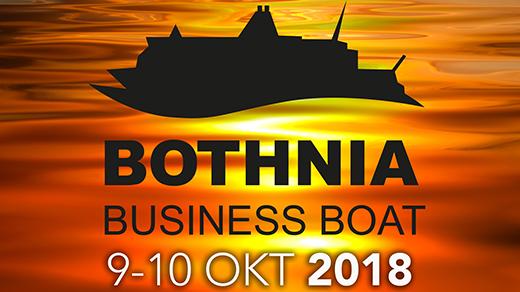 Bild för Bothnia Business Boat 2018, 2018-10-09, Bothnia Business Boat 2018