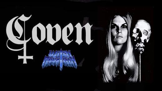 Bild för Coven / Witch Mountain // Live at Plan B - Malmö, 2022-11-04, Plan B - Malmö