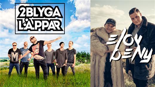 Bild för 2 BLYGA LÄPPAR, 2019-09-27, Quality Hotel Sundsvall