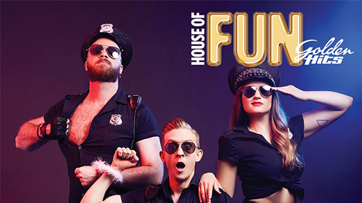 Bild för Golden Hits - House Of Fun - JUL, 2020-11-18, Golden Hits, Entréplan