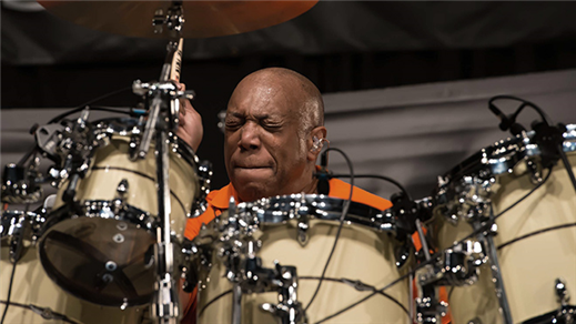 Bild för Billy Cobham Band 6/2, 2018-02-06, Fasching