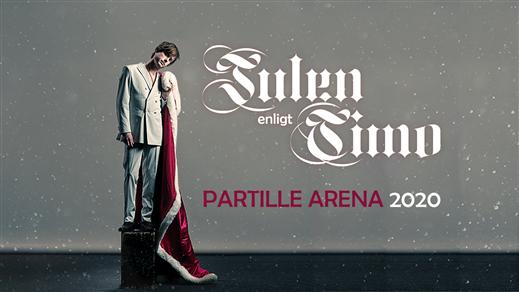 Bild för Partille arena goes 50: Julen enligt Timo 19/12, 2020-12-19, Partille arena