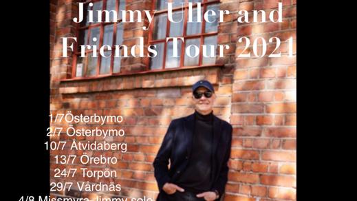 Bild för Jimmy Uller & Friends, 2021-09-04, Palatset