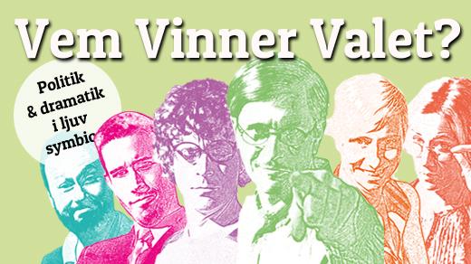 Bild för Vem Vinner Valet?, 2018-09-07, Kvarterscenen 2lång