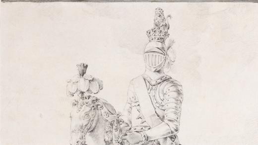 Bild för Temavisning Kungen är en riddare!, 2020-04-02, Livrustkammaren