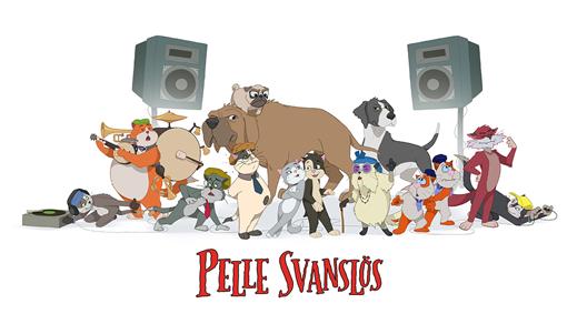 Bild för Pelle Svanslös (Sv. txt), 2020-01-19, Biosalongen Folkets Hus