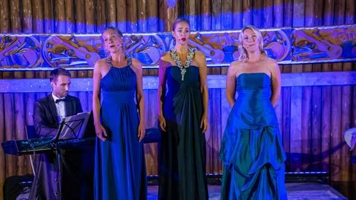Bild för Klassisk Julkonsert i Sölje-Ladan, 2021-11-27, Sölje Ladan