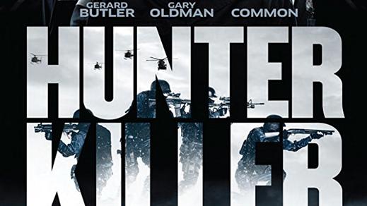 Bild för Hunter Killer, 2019-01-11, Emmaboda Folkets Hus