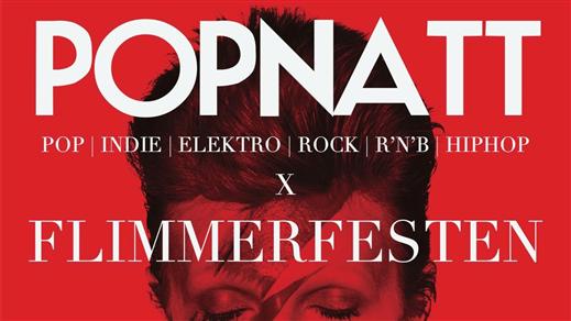 Bild för POPNATT X FLIMMERFESTEN, 2019-11-30, Pronto