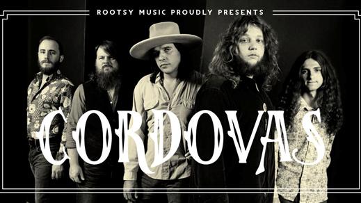 Bild för Cordovas (US), 2019-03-16, Folk Å Rock