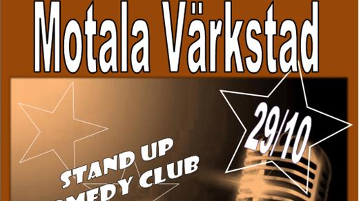 Bild för Motala Värkstad inkl. förtäring, 2020-10-29, Café Bar  Kök Sjöbris