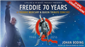 Night of Queen – Freddie 70 years