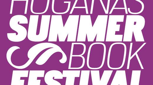 Bild för Höganäs Summer Book Festival, 2021-09-17, Blå Hallen Höganäs