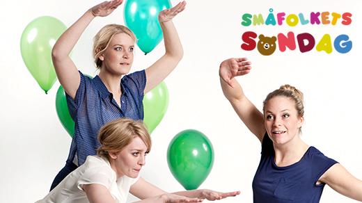 Bild för Småfolkets söndag: Ögonblick, 2018-02-04, Braheteatern