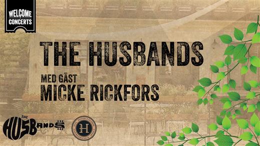 Bild för The Husbands med gäst Micke Rickfors, 2018-06-29, Hava Skafferi & Salonger