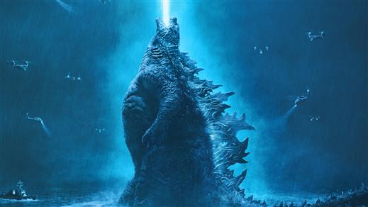 Bild för Godzilla II King of the Monsters, 2019-06-09, Kulturhuset Finspång, Stora Salongen