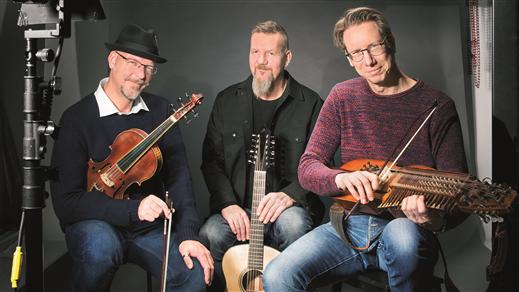 Bild för Musikriket: Väsen (Åstorp), 2019-11-22, Kulturhuset Björnen