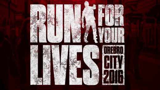 Bild för Run For Your Lives Örebro 2016, 2016-10-29, Örebro City