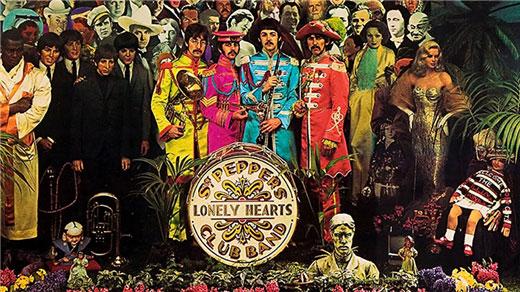 Bild för Sgt. Pepper's Lonely Hearts Club Band - 50 år!, 2017-07-01, Parksnäckan i Uppsala Stadsträdgård