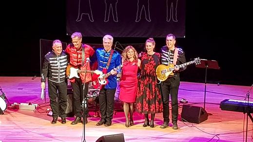 Bild för Hitmen Beatlemania, 2019-04-06, Palatset