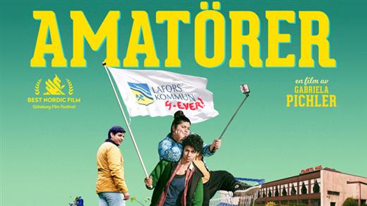Bild för Amatörer (Sv. txt), 2018-04-08, Kulturhuset i Svalöv