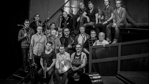 Bild för Stockholm Jazz Orchestra, 2018-09-19, Fasching