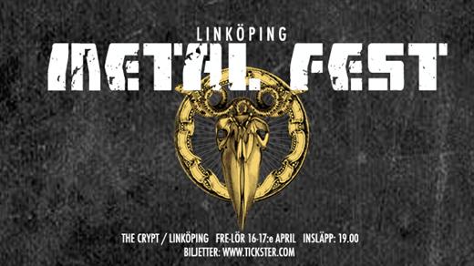 Bild för Linköping Metal Fest - Fredag, 2021-04-16, The Crypt LKPG