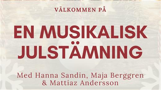 Bild för Julkonsert, 2019-12-22, FORUM Örkelljunga