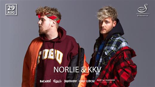 Bild för Norlie & KKV, 2018-08-29, Villa Strömpis Örebro