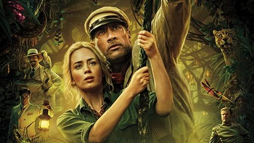 Bild för Jungle Cruise, 2021-09-12, Emmaboda Folkets Hus