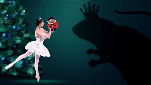 Bild för Nötknäpparen – Moskvateatern, 2021-01-21, UKK - Stora salen