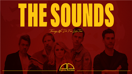 Bild för THE SOUNDS, 2021-11-20, The Tivoli