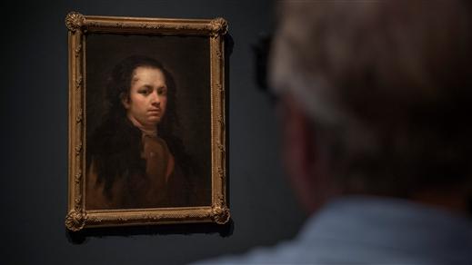 Bild för Konst på Bio: Goya - visioner av kött och blod, 2016-09-12, ROYAL-biografen